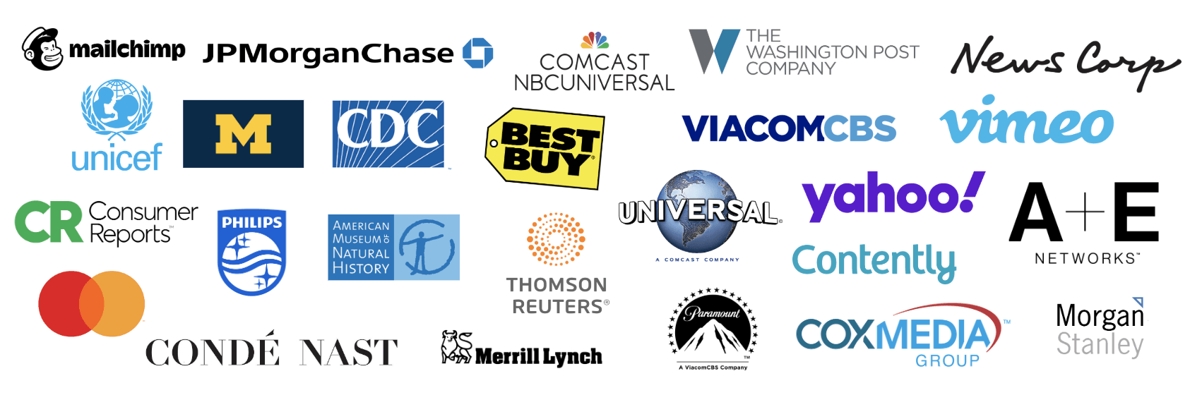 Clients of Bucket Studio and Predicate, LLC